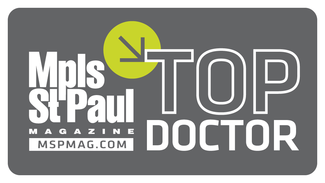 Minneapolis/St. Paul Magazine, Top Doctor Award