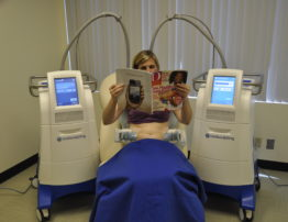 Dual CoolSculpting