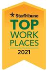 Star Tribune: Top Work Place 2021