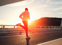 sun safety for runners